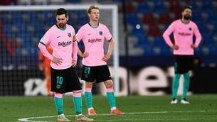 El Barça esgota les esperances pel títol