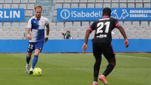 Un Sabadell impotent perd contra el Tenerife i es complica la permanència (0-2)