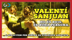 Valentí Sanjuan i Álex Roca, dos aventurers sorprenents