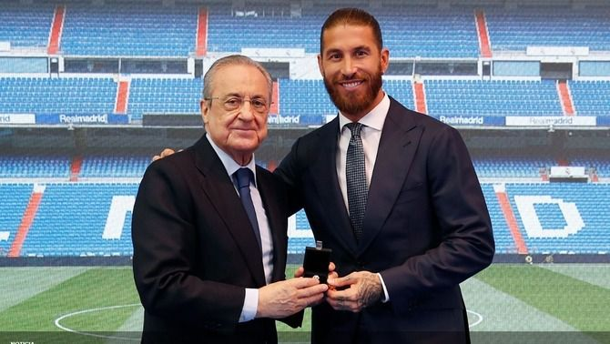 """Sergio Ramos: """"Havia acceptat l'oferta del Madrid, però em van dir que havia caducat"""""""