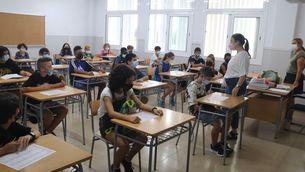 """Salut i Educació, expectants a l'inici del curs: """"La variant delta canvia l'escenari"""""""
