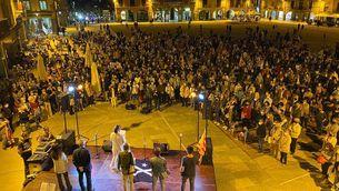 Concentracions aquest vespre en protesta per la detenció de Puigdemont