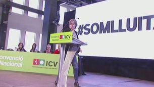ICV aposta per una Catalunya sobirana dins una Espanya plurinacional