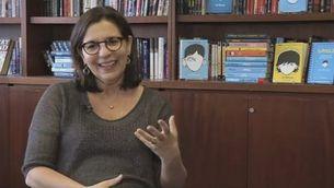 """Entrevista a l'autora de """"Wonder"""" (versió ampliada)"""