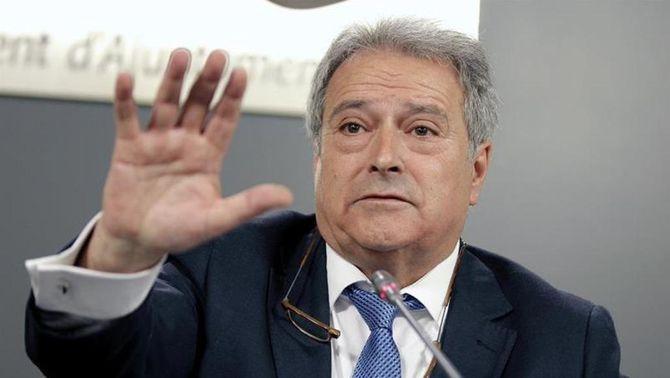 Detingut l'expresident del PP de València Alfonso Rus per una presumpta trama de corrupció