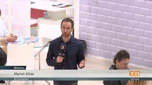 Telenotícies migdia - 25/03/2016