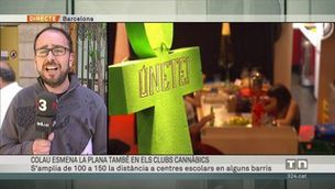 Telenotícies Barcelona 18/05/2016