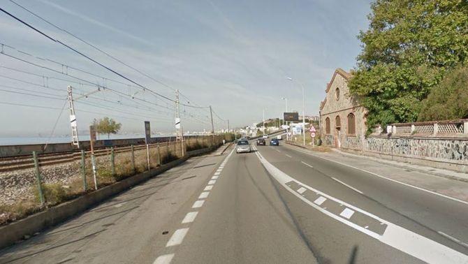 Detenen un conductor begut i drogat acusat d'atropellarun ciclista al Masnou i deixar-lo en estat crític
