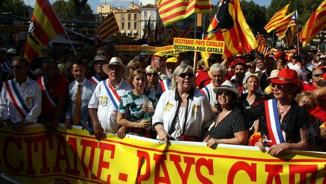 La nova macroregió que engloba la Catalunya Nord es dirà Occitània