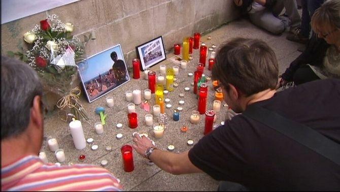 El govern indemnitzarà, finalment, la família del professor assassinat Abel Martínez