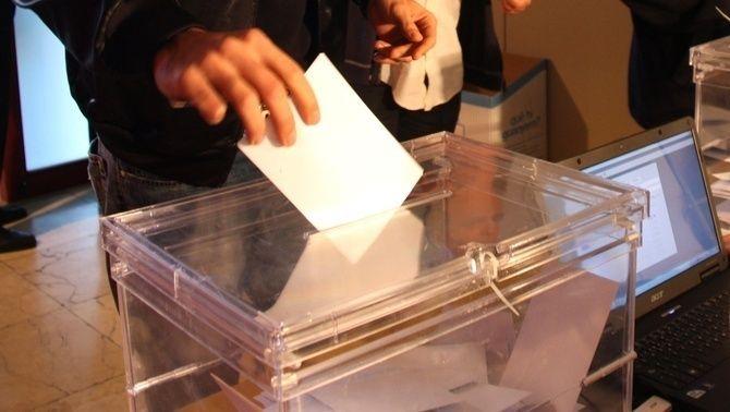 Urnes de votacions