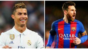 CR-Messi