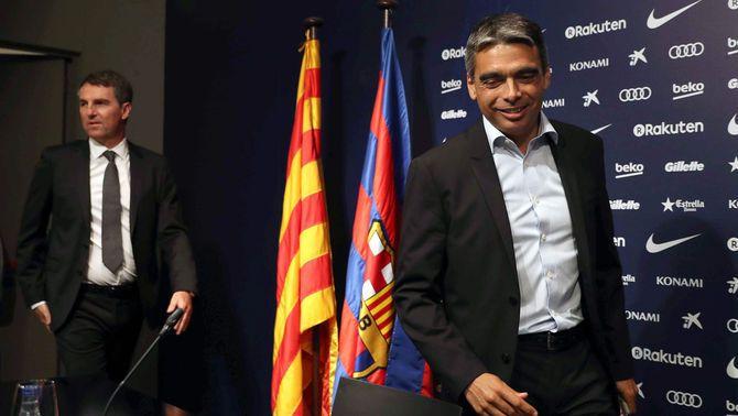 """El Barça creu que ha configurat un equip """"molt competitiu"""" tot i els problemes per fitxar després de la sortida de Neymar"""