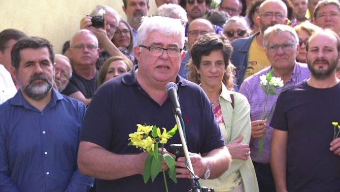 Agustí Alcoberro, nou vicepresident de l'ANC