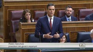 Sánchez i Casado tornen a barallar-se pels seus posicionaments sobre Catalunya