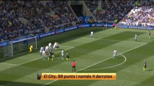 Manchester City, una lliga de mèrit