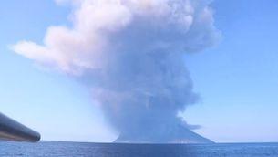 Erupció de l'Stromboli