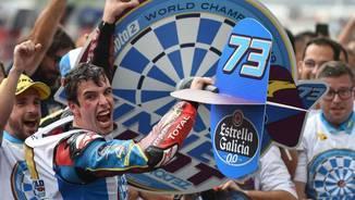 Imatge de:Àlex Márquez, campió del món de Moto2!