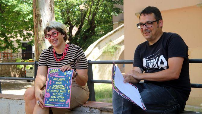 Manel, Sopa de Cabra, Els Pets i Miki Nuñez, alguns dels artistes del nou festival Vibra de Manresa