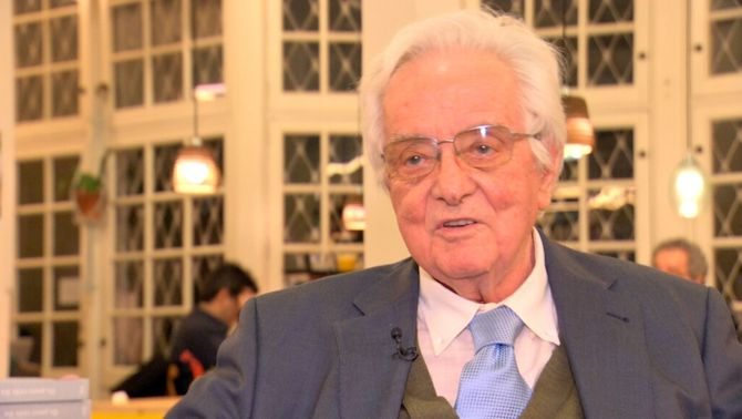 """Mor Lluís Serrahima, pioner de la Nova Cançó i autor de """"Què volen aquesta gent?"""""""