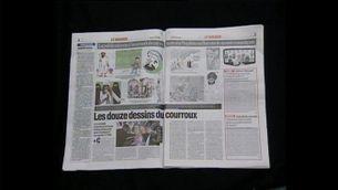 Charlie Hebdo, el precedent més recent de l'atac a la llibertat d'expressió a França