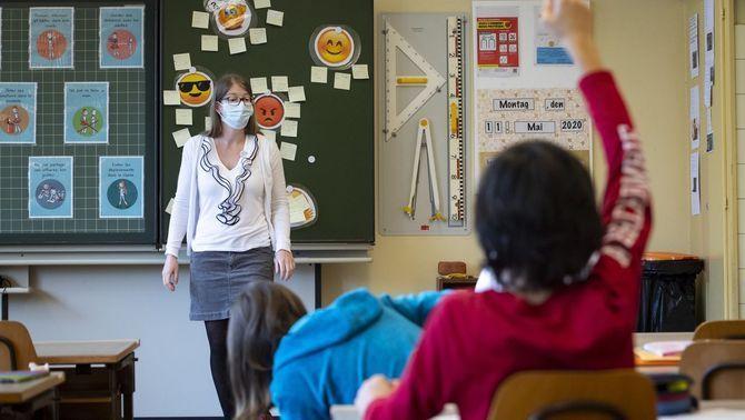 Els mestres de tot el món, a primera línia de la pandèmia
