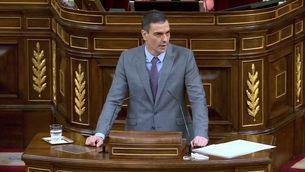 Sánchez manté que l'estat d'alarma s'acabarà el 9 de maig i rep les crítiques de l'oposició