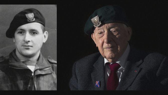 Mor als 106 anys Hubert Faure, supervivent del desembarcament de Normandia