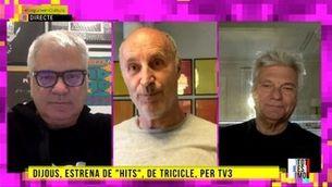 """""""HITS"""", el resum dels espectacles de Tricicle, dijous a TV3"""
