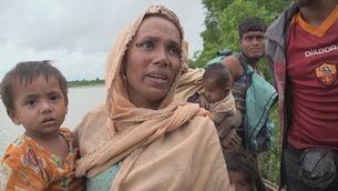 """Neteja ètnica a Birmània: """"Justícia per als rohingyes"""""""