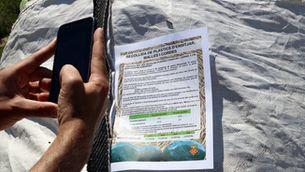 Els ramaders reclamen materials més sostenibles per embolicar les bales d'herba