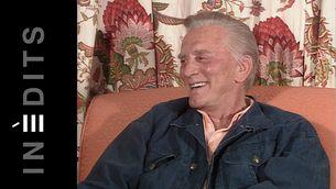 """Demà, una entrevista a Kirk Douglas, a """"Inèdits"""""""