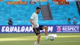 Espanya se la juga davant Eslovàquia