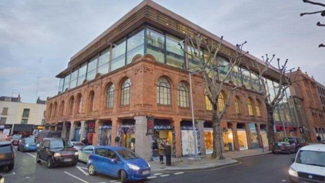 L'exclusiu edifici de Londres que el Vaticà va comprar molt per sobre del seu valor real