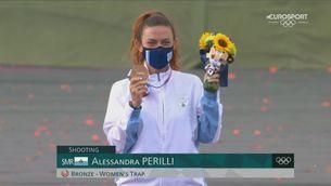 San Marino, el país més petit en guanyar una medalla