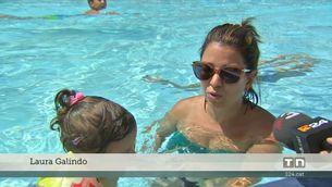 Alguns pobles de la Catalunya central obren les piscines gratis durant l'onada de calor