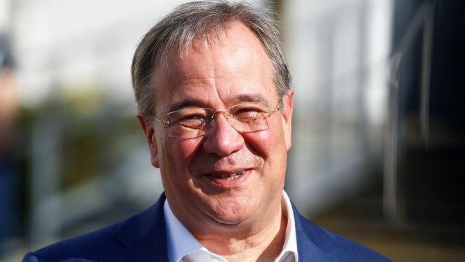 El cristianodemòcrata de l'CDU Armin Laschet aquest diumenge