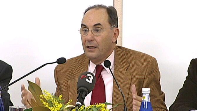 L'eurodiputat del PP Alejo Vidal-Quadras en una imatge d'arxiu.