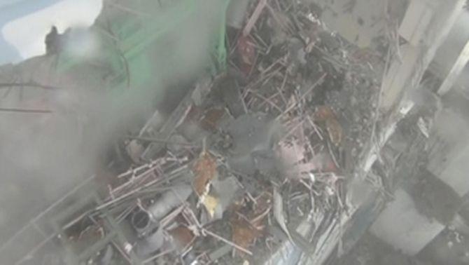 Imatge de la central nuclear Fukushima (Foto: Reuters)
