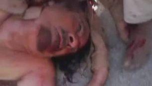 Els rebels libis maten Gaddafi