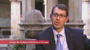 """Convertir la independència en una """"causa d'interès mundial"""""""