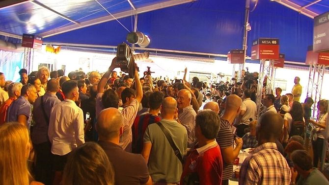 Més de 47.000 socis han votat a les eleccions del Barça
