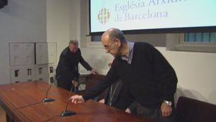 L'arquebisbat de Barcelona intervé una entitat religiosa per frau
