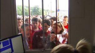 Exhaurides les entrades per al Girona-Osasuna