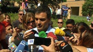 Sánchez reclama una participació massiva