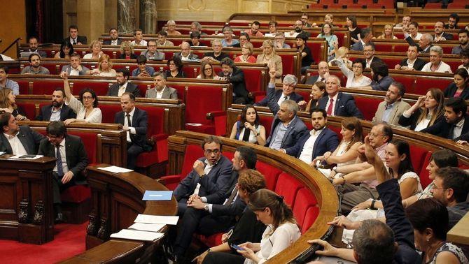 El Parlament insta a garantir la permanència de les obres de Sixena a Catalunya