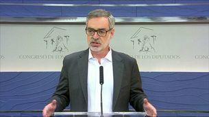 Resposta contundent de José Manuel Villegas, de Cs, contra el fiscal general de l'Estat