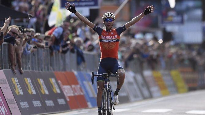 Vincenzo Nibali guanya la clàssica de Llombardia, l'última del calendari World Tour de Ciclisme