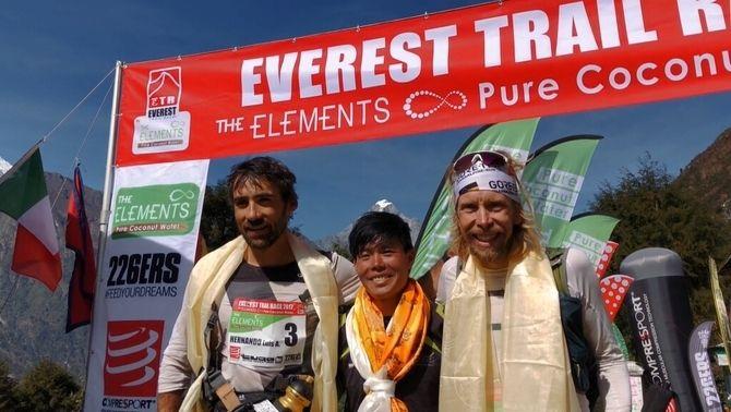 El nepalès Suman Kulung desbanca Luis Alberto Hernando en l'última etapa de l'Everest Trail Race