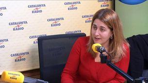 """Marta Pascal, aquest dimecres, a """"El matí de Catalunya Ràdio"""""""